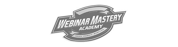 Webinar Mastery Academy Logo - Featured In - Online Mastery